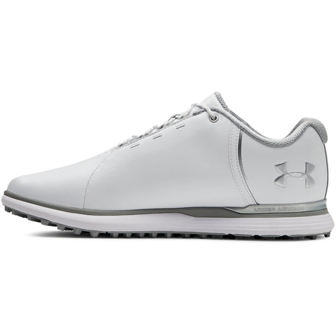 UNDER ARMOUR WOMEN'S FADE SL GOLF CLEAT WHITE