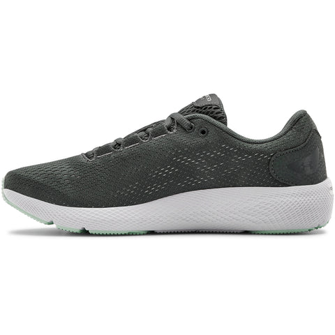 UNDER ARMOUR CHARGED PURSUIT 2 GREY/WHT/SEAGLASS BLUE