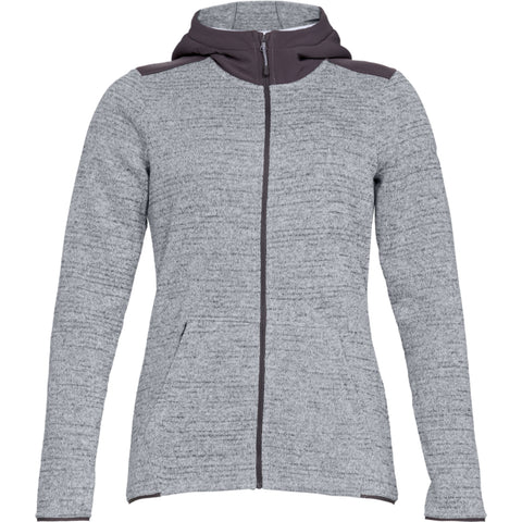 UNDER ARMOUR WOMEN'S WINTERSWEET HOODY GREY