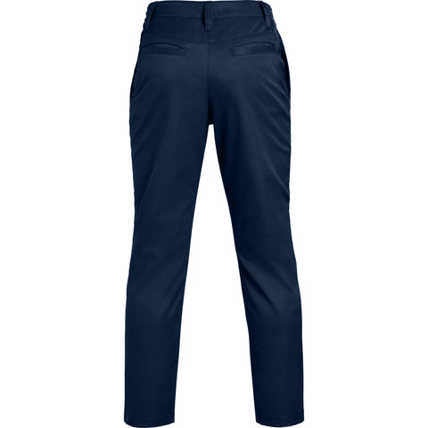 UNDER ARMOUR BOYS' MATCH PLAY 2.0 GOLF PANT NAVY