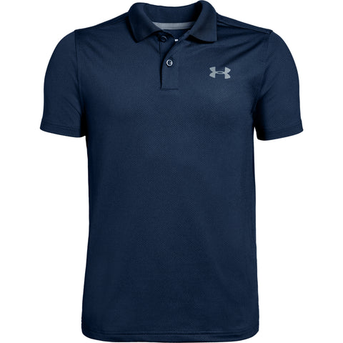 UNDER ARMOUR BOY'S PERFORMANCE POLO ACADEMY