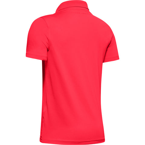 UNDER ARMOUR BOY'S PERFORMANCE POLO BETA