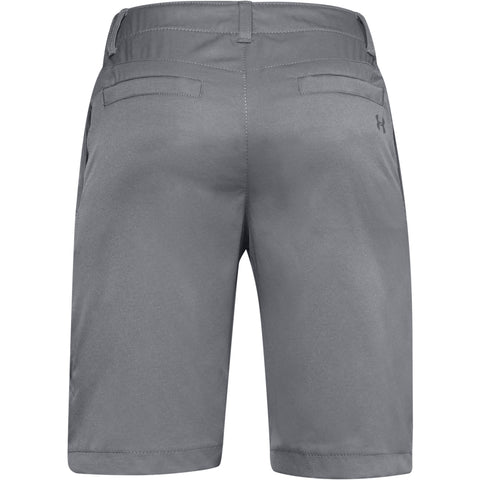UNDER ARMOUR BOY'S SHOWDOWN SHORT MOD GREY