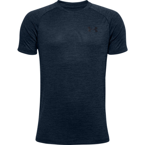 UNDER ARMOUR BOY'S TECH 2.0 SHORT SLEEVE ACADEMY