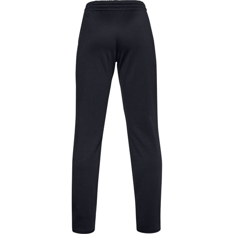 UNDER ARMOUR BOY'S ARMOUR FLEECE PANT BLACK