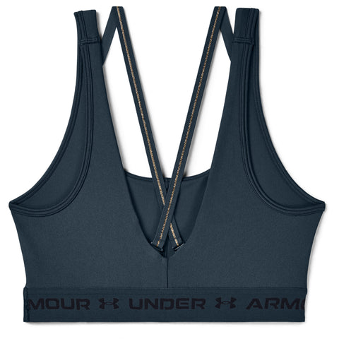 UNDER ARMOUR WOMEN'S ARMOUR CROSSBACK MECHANIC BLUE