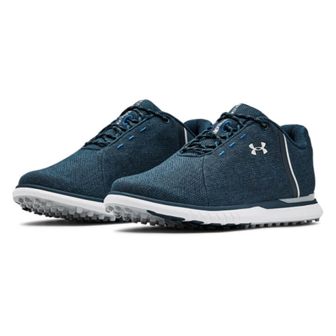 UNDER ARMOUR WOMEN'S FADE SL SUNBRELLA GOLF CLEAT NAVY