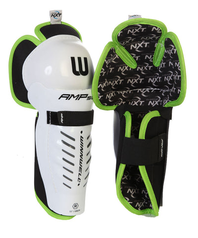 WINNWELL AMP 500 JR SHIN GUARDS