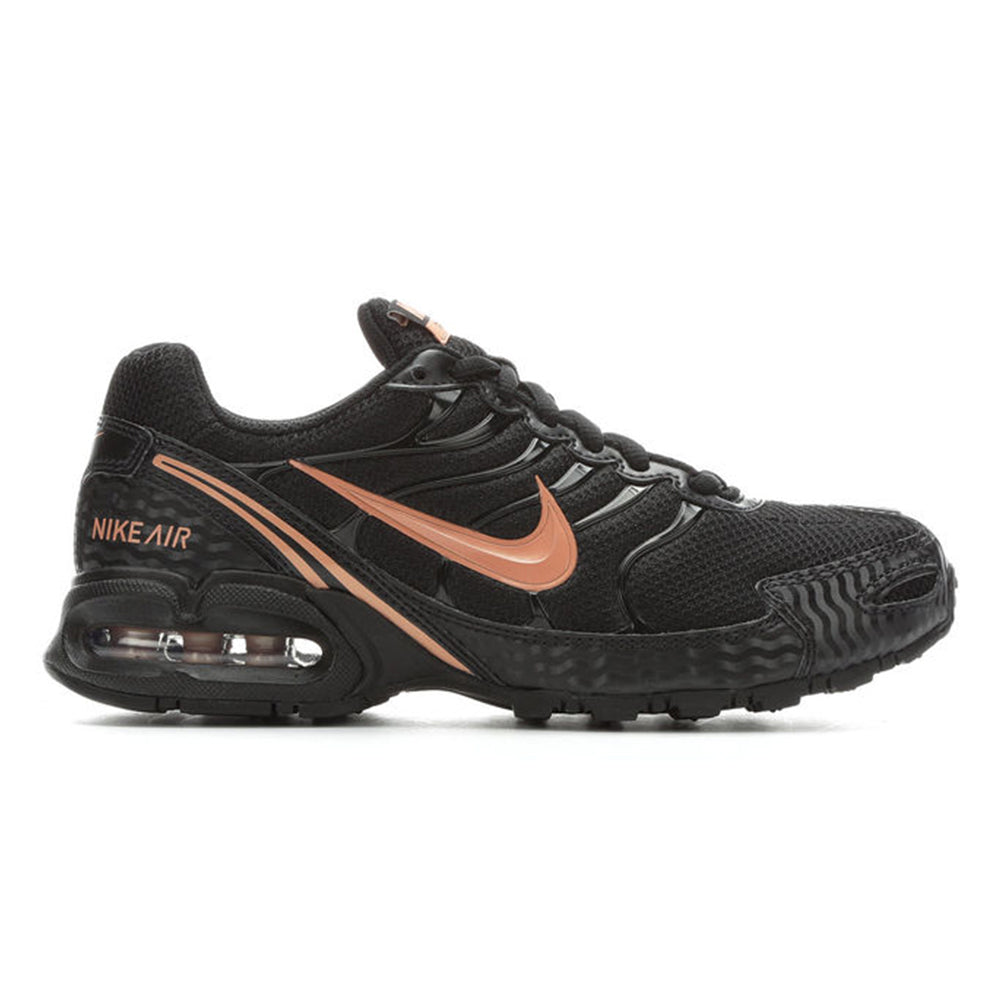 brand new d62ab f01ab NIKE WOMEN S TORCH 4 RUNNING SHOE BLACK ROSE GOLD ATMOSPHERE