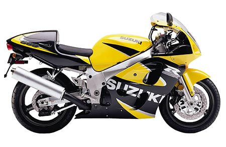Suzuki GSX-R 600/750 Fairings 2000-2003