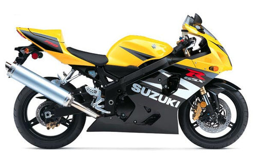 Suzuki GSX-R 600/750 Fairings 2004-2005