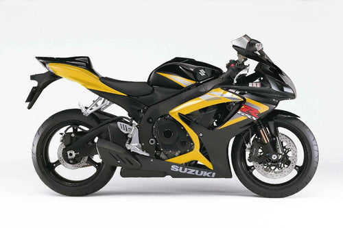 Suzuki GSX-R 600/750 Fairings 2006-2007