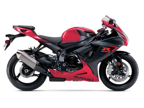 Suzuki GSX-R 600/750 Fairings 2011-2016