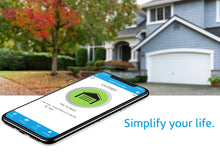 Load image into Gallery viewer, nexx garage smart wifi remote door opener simplify your life nexx app