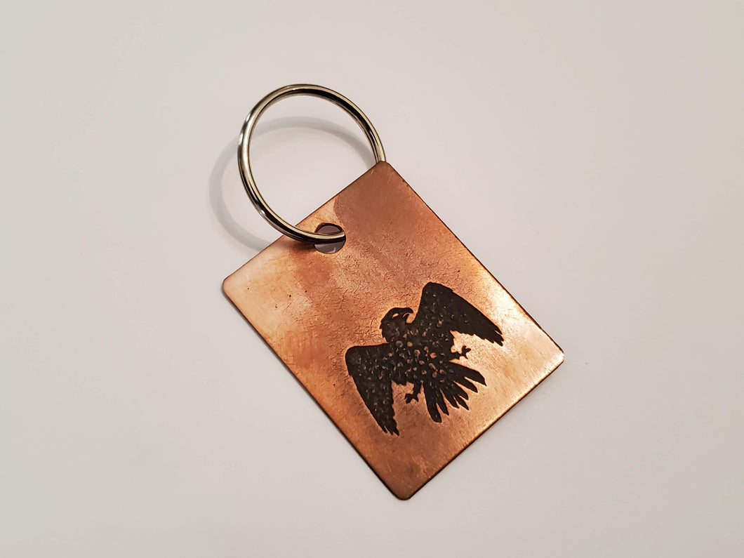 House Arryn (GoT) (Square) - Key Chain