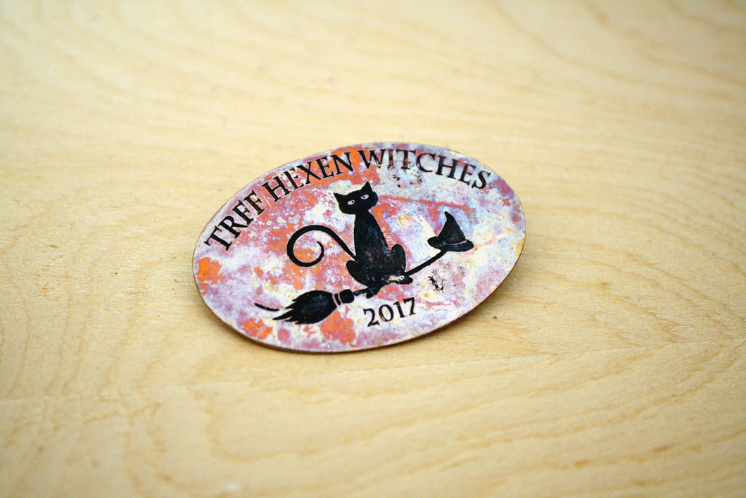 TRFF Lady Hexen Pin 2018