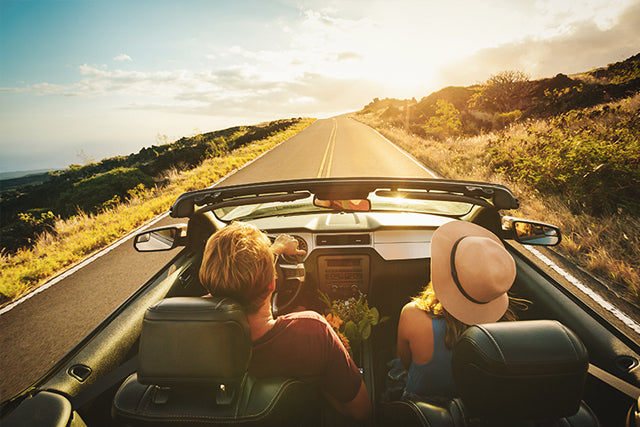 10 things you must carry on your New Year's roadtrip.