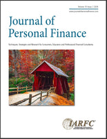 Journal of Personal Finance, Volume 19 Issue 2, 2020