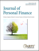 Journal of Personal Finance, Volume 19 Issue 1, 2020