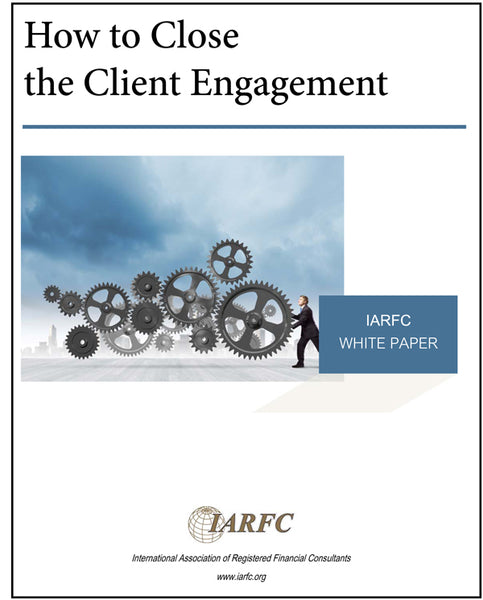 How to Close the Client Engagement White Paper
