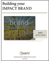 Branding to the Financial Consultant White Paper