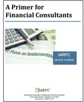 A Primer for Financial Consultants White Paper