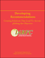 Developing Recommendations Book