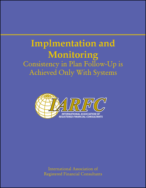 Implementation and Monitoring Book