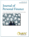 Journal of Personal Finance, Volume 17 Issue 1, 2018