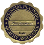 Financial Planning Quality Assurance seal, SF114