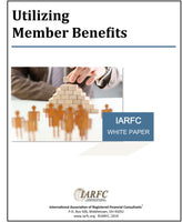 Utilizing Member Benefits White Paper