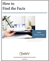 How to Find the Facts White Paper