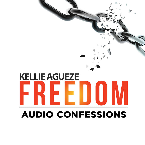 Freedom AUDIO Confessions CD—