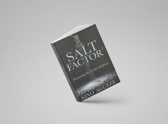 HARDCOVER SALT FACTOR^ 2 BOOK—-NOT FOR INDIVIDUAL PURCHASE