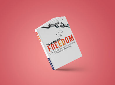 FREEDOM —40 DAY PRAYER CHALLENGE FOR YOUR BUSINESS