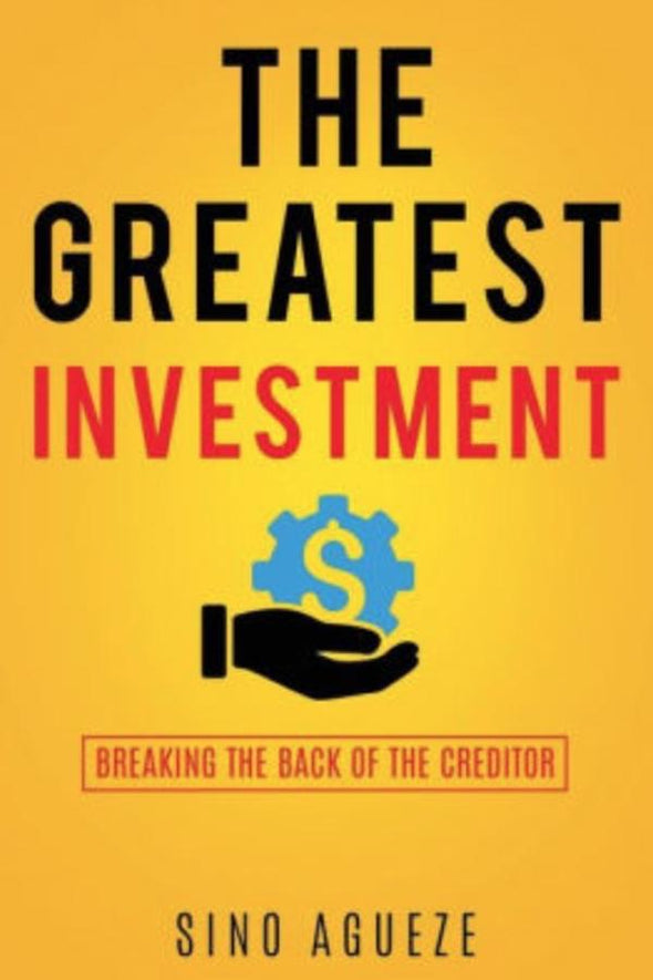 The Greatest Investment Book