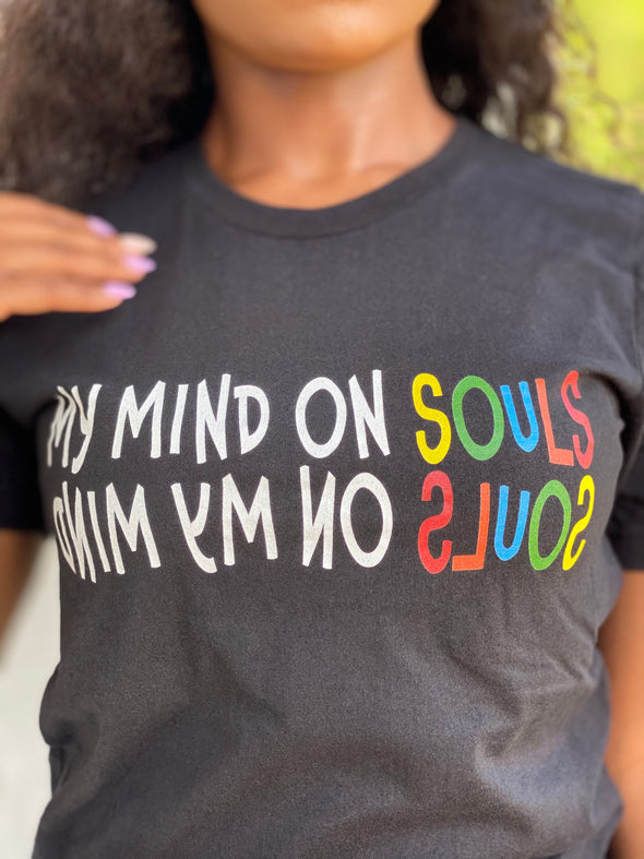 Souls On My Mind unisex tee