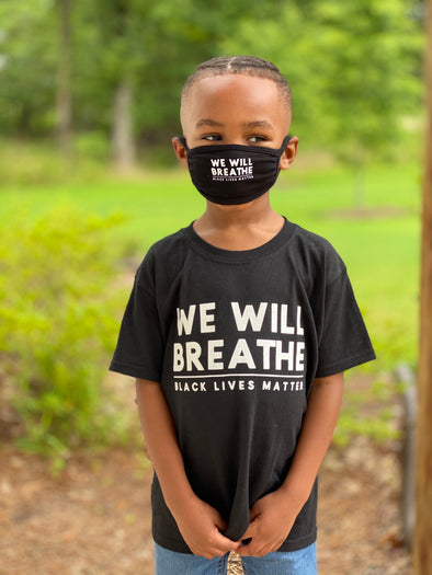 We Will Breathe Youth Tee