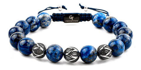 GT collection - Men's Lapis Lazuli Bracelets