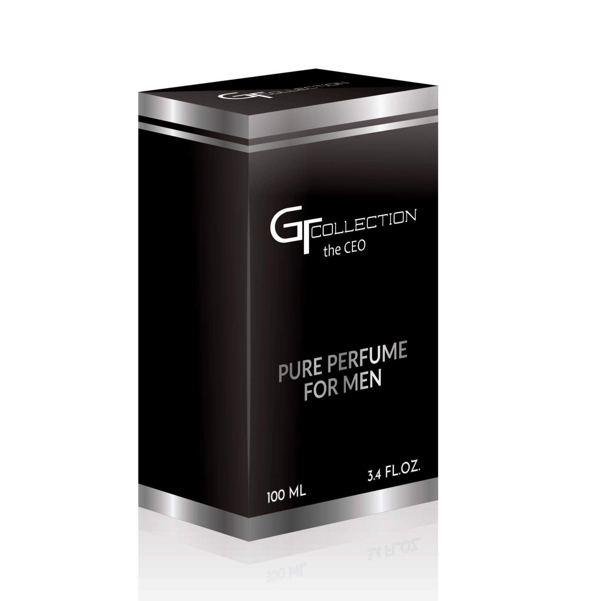 GT Collection The CEO | Pure Perfume For Men