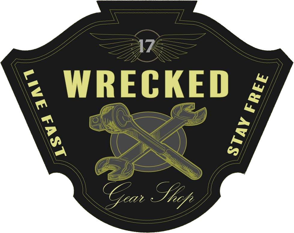 Wrecked Gear Shop