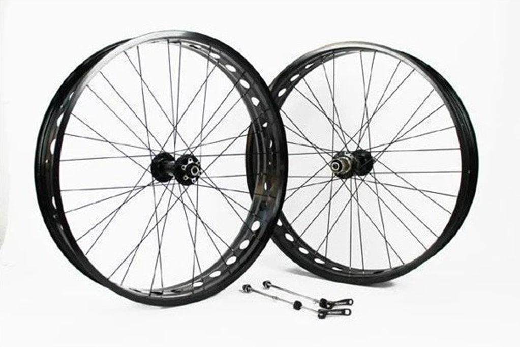 Moose Bicycle Co. 100mm Fat Bike  Wheelset