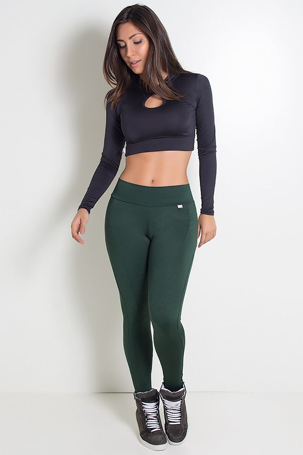 Rider pants Suplex (Dark Green)