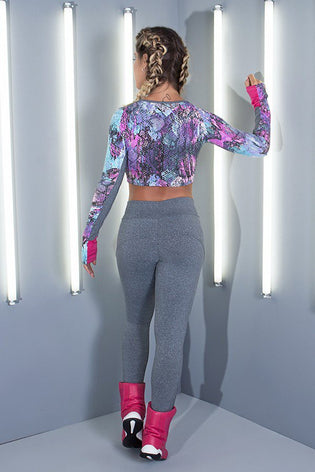 Suplex Leggings Grey