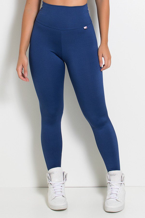 Legging Lisa Suplex Navy Blue