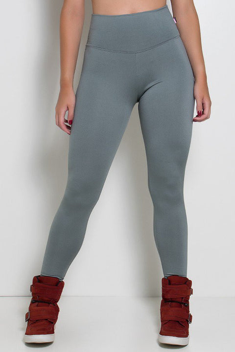 Leggings Lisa Suplex Grey