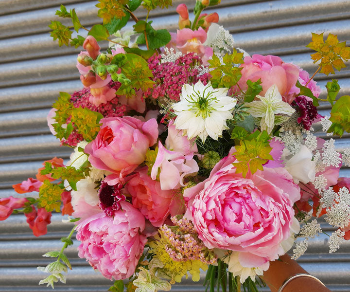 special occasion bouquets from wild rose flower company