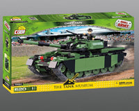 Chieftain tank model cobi