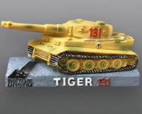 Tiger 131 tank fridge magnet