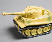 Tiger 131 tank money box